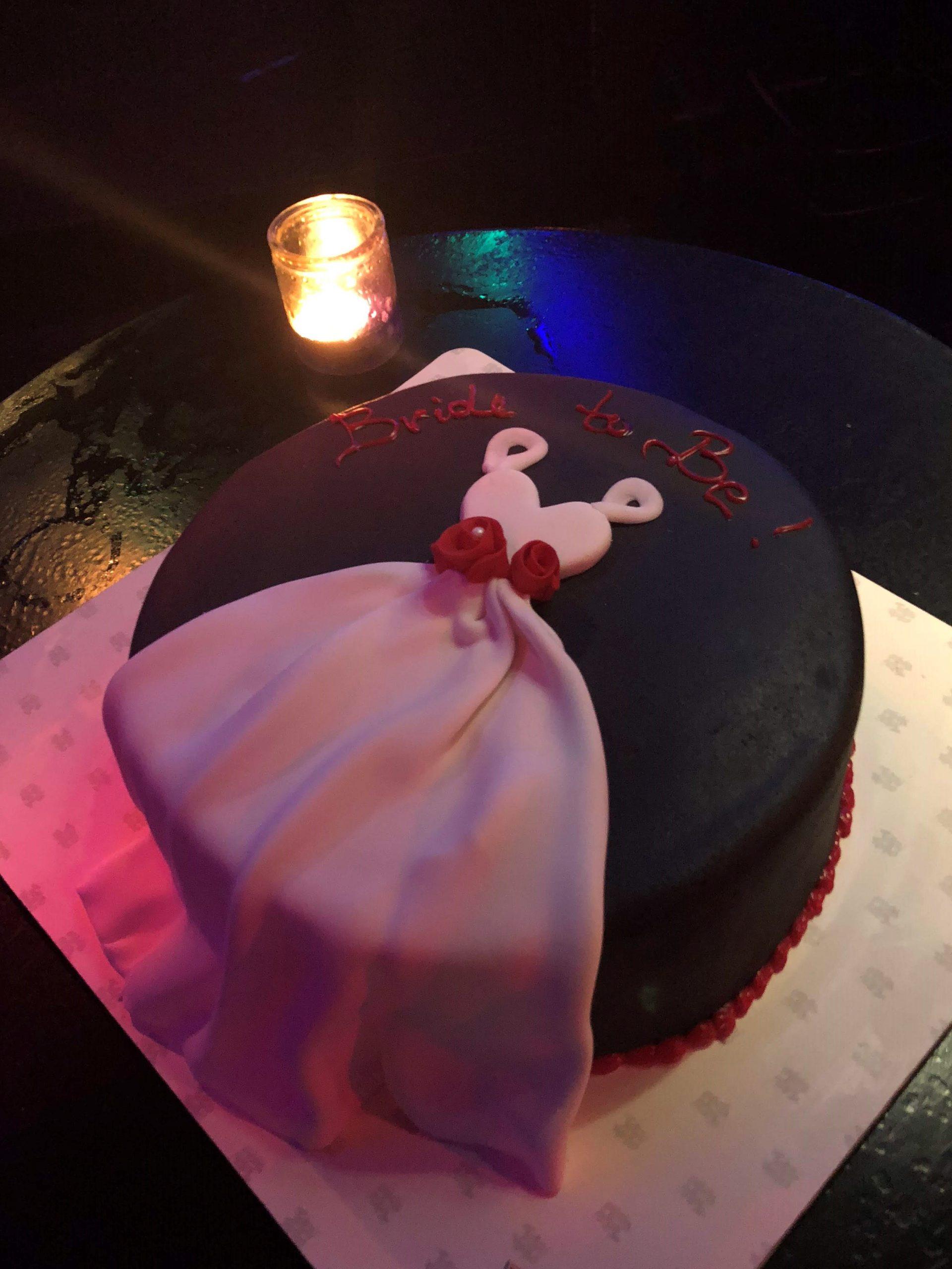 Торта за моминско